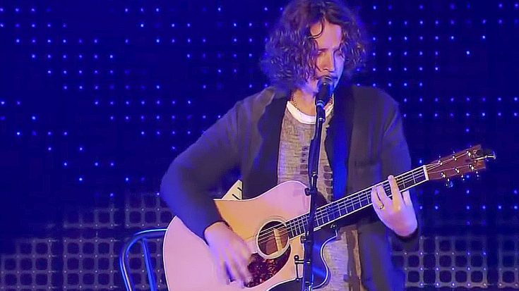 "If Chris Cornell's Version of ""Imagine"" Doesn't Get You Choked Up, I Don't Know What Will… 