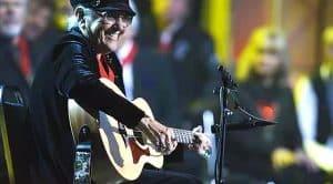 Breaking: Trailblazing Rock Guitarist Dies At 80