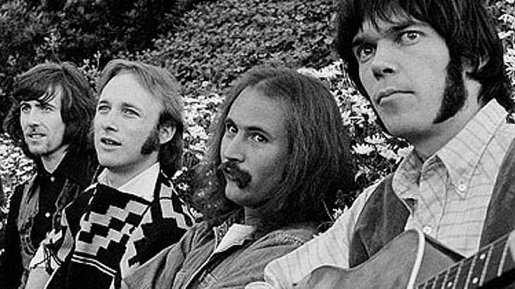 Crosby, Stills, Nash & Young May Reunite Over The One Thing They Hate More Than Each Other   Society Of Rock Videos