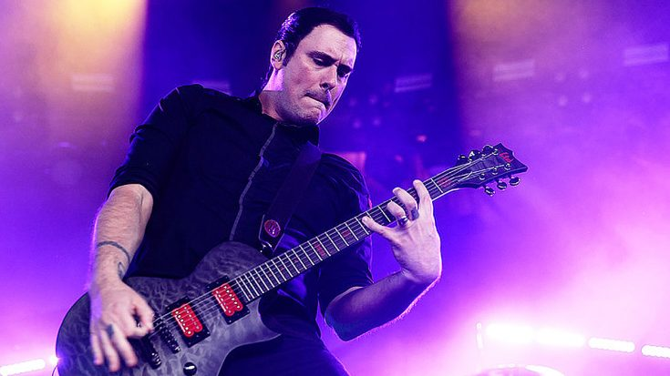 "Breaking Benjamin Do Aerosmith Proud With Their Epic Cover Of ""Dream On""! 