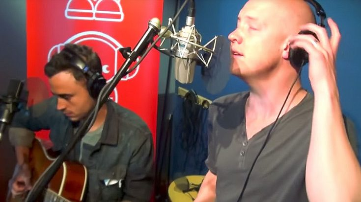 "The Fray Spin ""How To Save A Life"" Into Pure Acoustic Goodness, And We Just Can't Get Enough Of It 