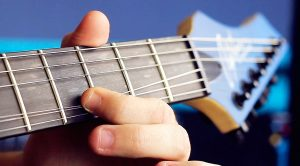 Musician Creates Metal Song Using Just One Fret On Guitar – This Is Genius!