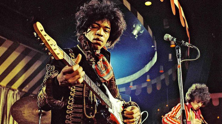 One Of Jimi Hendrix's Guitars Is Going Up For Auction, And The Starting Bid Is Absolutely Ridiculous! | Society Of Rock Videos