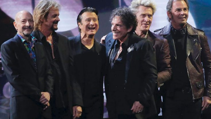Steve Perry Isn't Coming Back To Journey, And This Innocent Action Proves It Once And For All