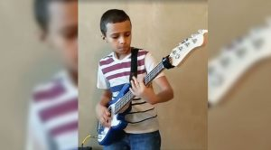 "He's Only 10, But The Way He Brings The Funk For This ""Fantastic Voyage"" Cover Is Outta This World"