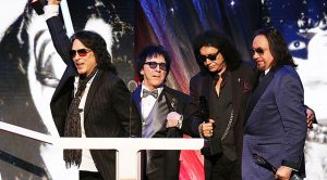 Kiss Isn't Particularly Fond Of The Rock & Roll Hall Of Fame, But One Member Is, And For Good Reason…