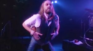 Mick Fleetwood Utilizes Entire Body In One Of The Most Epic Drum Solos You'll Ever See!