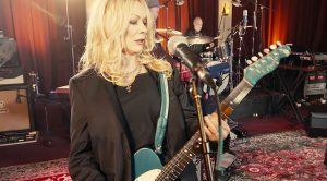 Heart May Be On Hold, But Nancy Wilson Is 'Not Giving Up' And Her New Roadcase Royale Song Proves It