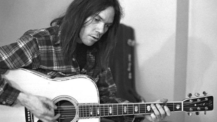 "May 4, 1970: Tragedy Strikes Kent State University, And Neil Young Responds With Chilling ""Ohio"" 