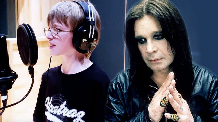"Kids Form Band To Record Cover Of Ozzy Osbourne's ""No More Tears"" That Is Simply Excellent! 