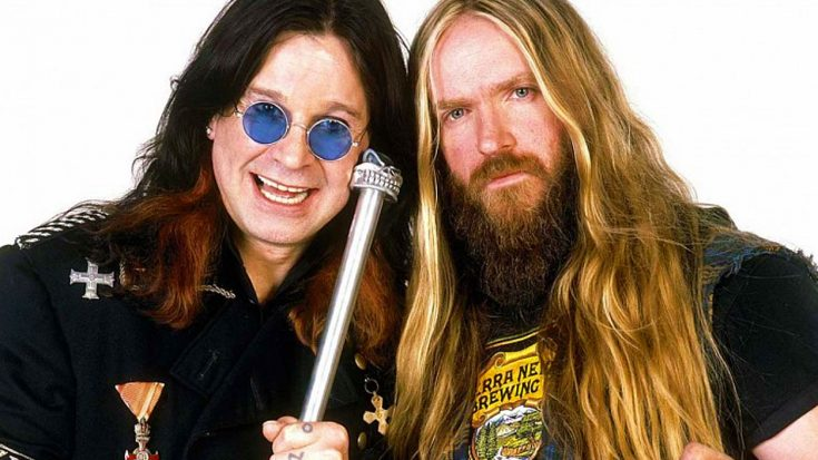 After A Decade Apart, Ozzy Osbourne And Zakk Wylde Reunite For Summer Tour Dates | Society Of Rock Videos