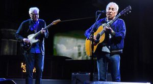 Paul Simon Has Questions For The Angels In Magical Late Night TV Performance