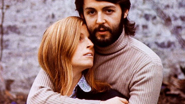 50 Years Ago Paul McCartney Meets Linda Eastman And The Love Story