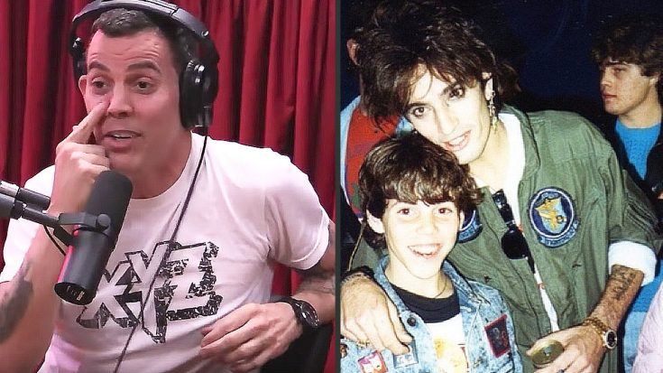 Steve-O Reveals How Mötley Crüe Made His Dream Come True When He Was Just 13-Years-Old