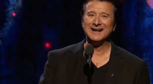 Get Up Close And Personal With Steve Perry In Official Rock Hall Induction Speech Footage
