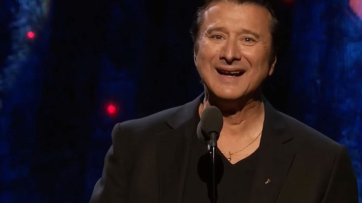 Get Up Close And Personal With Steve Perry In Official Rock Hall Induction Speech Footage | Society Of Rock Videos