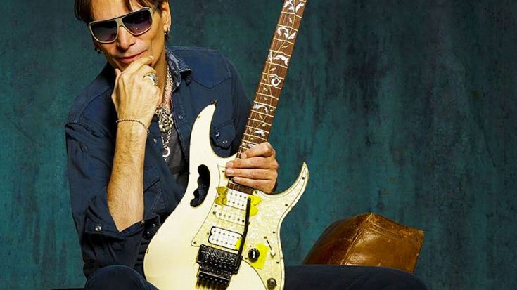Steve Vai's 'Modern Primitive' Set To Steal The Spotlight With Highly Anticipated Stand Alone Release | Society Of Rock Videos
