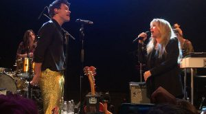 "Stevie Nicks And Harry Styles' ""Landslide"" Duet Was So Good, It Actually Brought Styles To Tears"