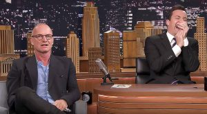 Sting Is Featured On Late Night TV Only To Have Jimmy Fallon Laugh At Literally Everything He Says