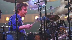 Styx Drummer Takes Centerstage And Performs A Drum Solo That Gets A Standing Ovation