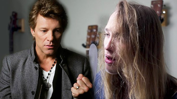 """Singer Nails Jon Bon Jovi's Iconic Singing Style In Soulful Cover Of """"Always"""" 