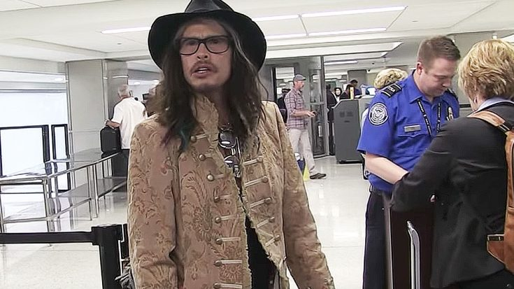 Steven Tyler Says He'll Rejoin 'American Idol'… On One Condition | Society Of Rock Videos