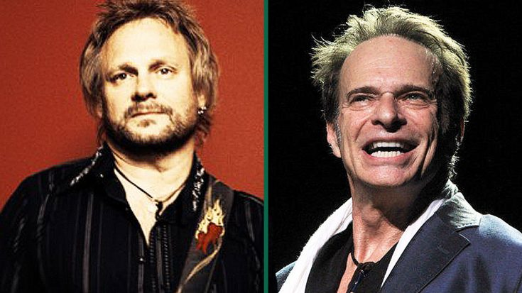 After David Lee Roth's Act Of Generosity, Michael Anthony Says That 'Now Is The Time'… | Society Of Rock Videos
