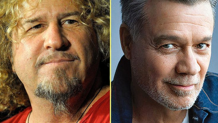 Sammy Hagar Says Van Halen Reunion Is 'Lurking In The Woods' – Does He Know Something We Don't? | Society Of Rock Videos