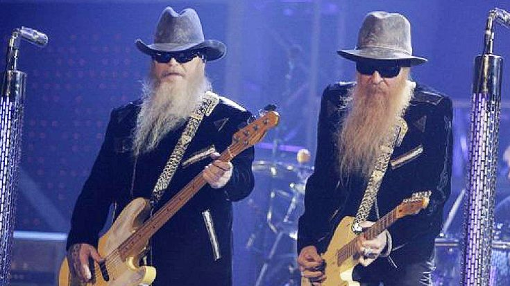 "ZZ Top Crash VH1 And Bring The House Down With ""Gimme All Your Lovin'"" Performance 