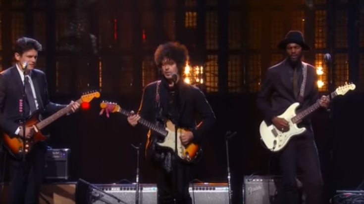 John Mayer's Solo In This Star-Studded Texas Flood Cover Is Pure Magic | Society Of Rock Videos
