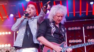 Queen And Adam Lambert's Electric 'Don't Stop Me Now' Performance on Kimmel Will Give You Chills!