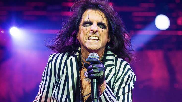 Alice Cooper Announces Brand New Tour, And Reunion With Original Band Members—See Dates Here! | Society Of Rock Videos