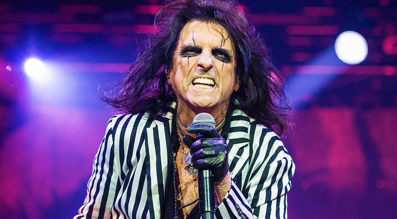 Alice Cooper Announces Brand New Tour, And Reunion With ...