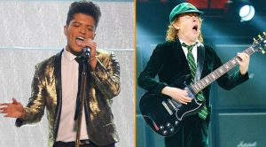 Someone Mashed Up AC/DC And Bruno Mars' Music, And It's Guaranteed To Get Your Feet Tapping!