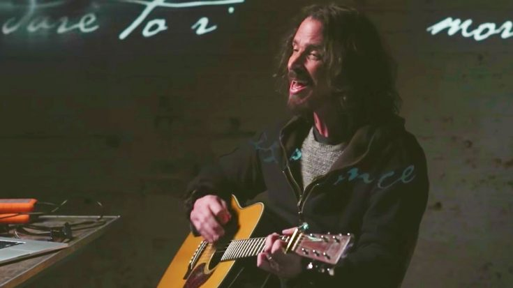 Grab A Tissue, Because Chris Cornell's Final Music Video has Been Released, & It's Heartbreaking | Society Of Rock Videos