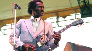 Chuck Berry's New Video For 'Darlin' Features Rare, Unseen Photos, And It Will Give You All The Feels!