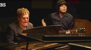 Elton John and Jack White Duet, And The Result Is One Of The Best Improvised Jams You'll Ever Hear!