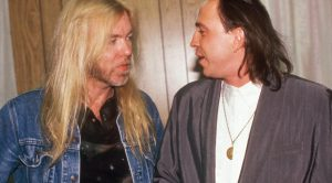 Flashback: Gregg Allman And Stevie Ray Vaughan's Onstage Jam Is The Greatest Thing You've Never Seen