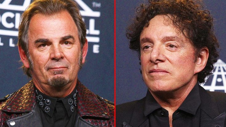 Report: Journey Members Neal Schon And Jonathan Cain Are In The Midst of A Nasty Feud—Here's Why…. | Society Of Rock Videos