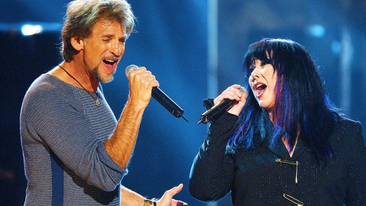 """Ann Wilson and Kenny Loggins Revisit """"Footloose"""" With This Dreamy, Live Rendition of """"Almost Paradise""""! 