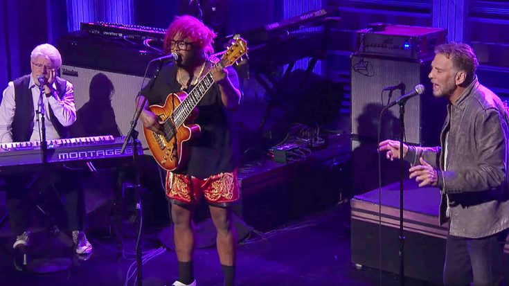 Kenny Loggins & Michael McDonald Join Thundercat For Groovy, Soulful Jam On The Tonight Show!   Society Of Rock Videos