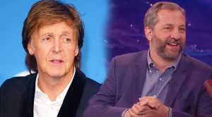Paul McCartney Once Flat-Out Rejected Comedian Judd Apatow, And The Reason Behind It Is Hysterical!