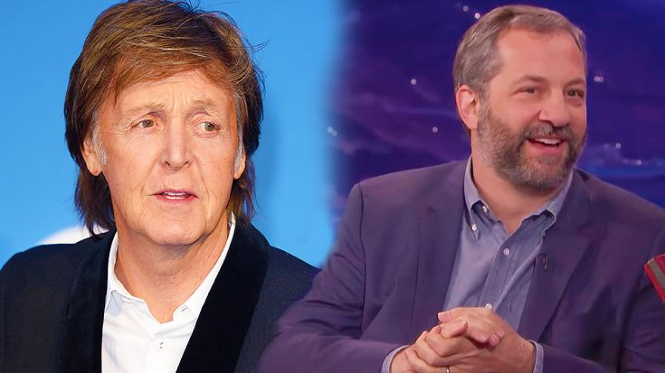 Paul McCartney Once Flat-Out Rejected Comedian Judd Apatow, And The Reason Behind It Is Hysterical! | Society Of Rock Videos