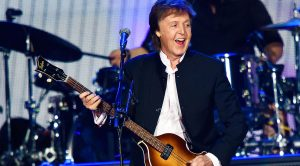 "Paul McCartney Celebrates His Birthday With Electrifying Performance of The Beatles' ""Birthday""!"