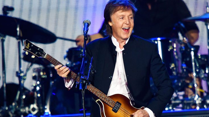 """Paul McCartney Celebrates His Birthday With Electrifying Performance of The Beatles' """"Birthday""""! 
