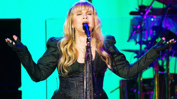 Stevie Nicks Records New Version Of Her 1982 Classic 'Gypsy,' & We Can't Get Over How Beautiful It Is! | Society Of Rock Videos