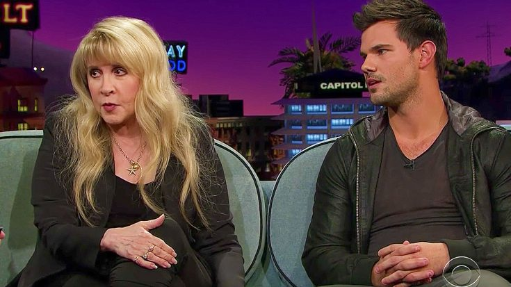 At Long Last, Stevie Nicks Reveals The Biggest Secret And Inspiration Behind Her Hit 'Moonlight'! | Society Of Rock Videos