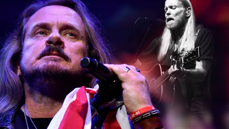 """See Lynyrd Skynyrd's Sweet """"Simple Man"""" Tribute To Late Southern Rock Icon, Gregg Allman 