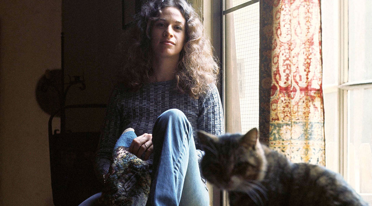 46 Years Ago Carole King Skyrockets To First 1 Single