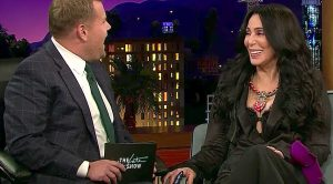 James Corden Couldn't Believe His Ears When Cher Revealed The Truth Behind Her Two Biggest Hits